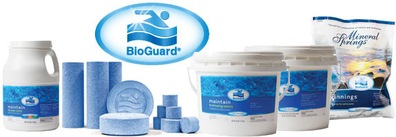 Bioguard Spa and Pool Chemicals