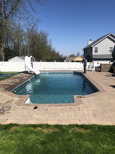 Pool Services in North East - Erie - Ny